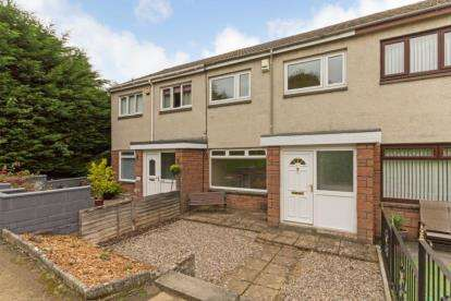 3 Bedrooms Terraced House for sale in Dunavon Gardens, Dundee