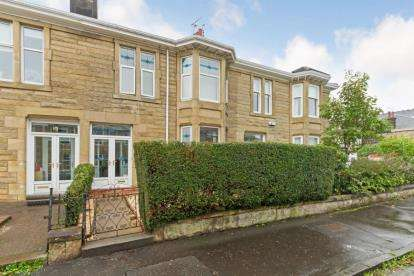 5 Bedrooms Terraced House for sale in Selborne Road, Jordanhill