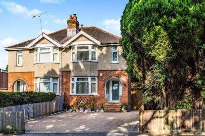 3 Bedrooms Semi Detached House for sale in Maybush, Southampton, Hampshire