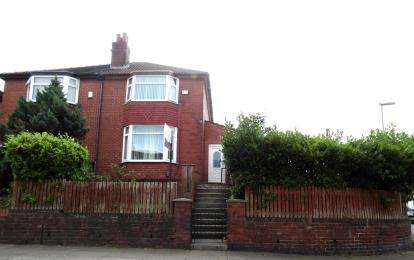 3 Bedrooms Semi Detached House for sale in Crown Street, Rochdale, Greater Manchester, OL16