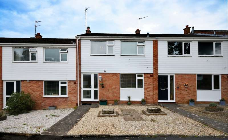 3 Bedrooms Terraced House for sale in Windrush Green, Keynsham, BS31