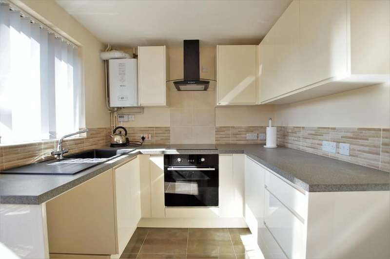 2 Bedrooms Town House for sale in Sausthorpe Court, Sausthorpe Street, Lincoln