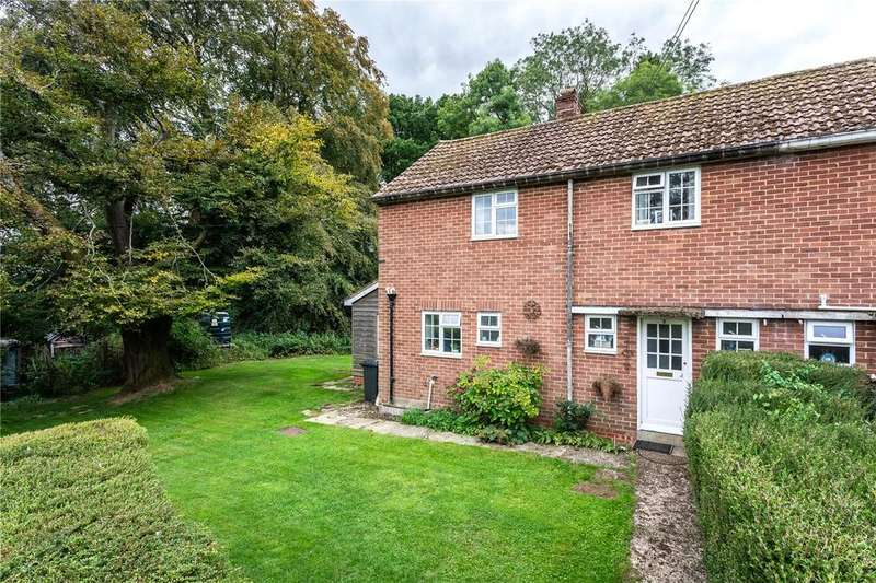 3 Bedrooms Semi Detached House for sale in Lower Wield, Alresford, SO24