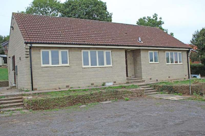 3 Bedrooms Detached Bungalow for sale in 8a High Street, Whitwell