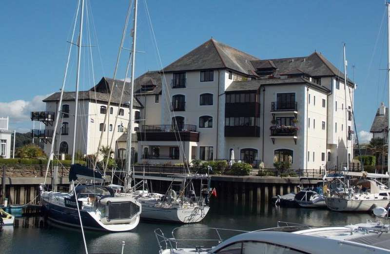 2 Bedrooms Property for sale in Challenger Quay, Falmouth, Cornwall