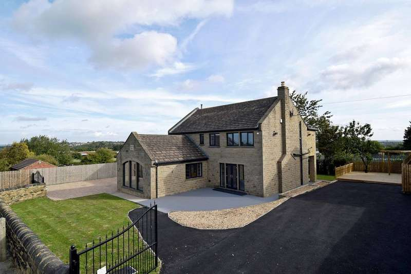 4 Bedrooms Detached House for sale in Bradford Road, Tingley, Wakefield