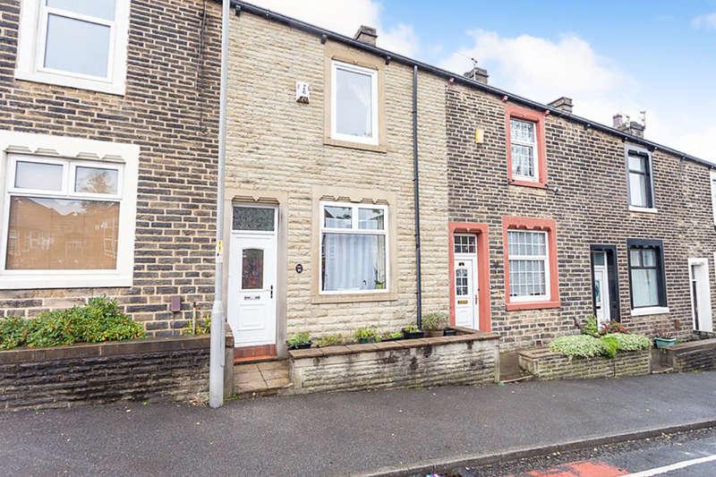 2 Bedrooms Terraced House for sale in Queen Victoria Road, Burnley, BB10