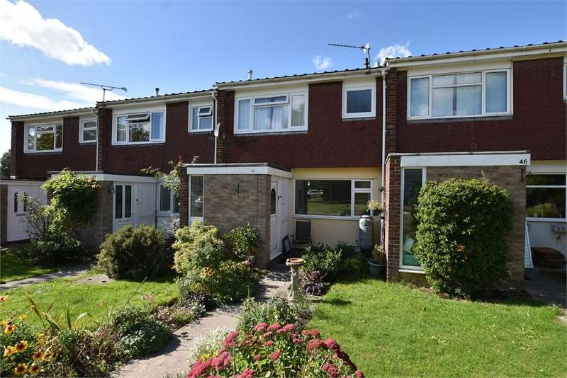 3 Bedrooms Terraced House for sale in Coombe Road, Nailsea, Bristol, North Somerset