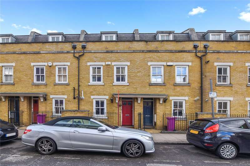 3 Bedrooms House for sale in Sarum Terrace, Bow Common Lane, London, E3