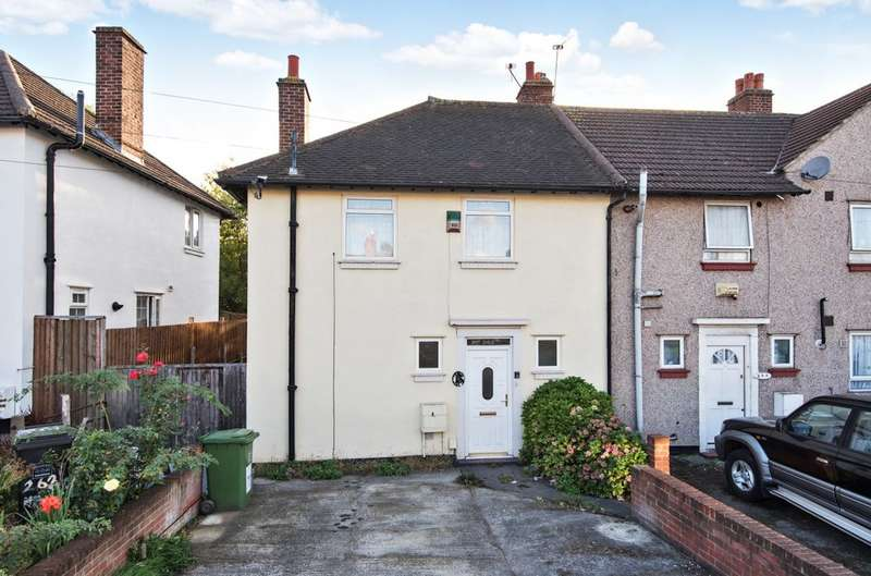 3 Bedrooms End Of Terrace House for sale in Marvels Lane, London