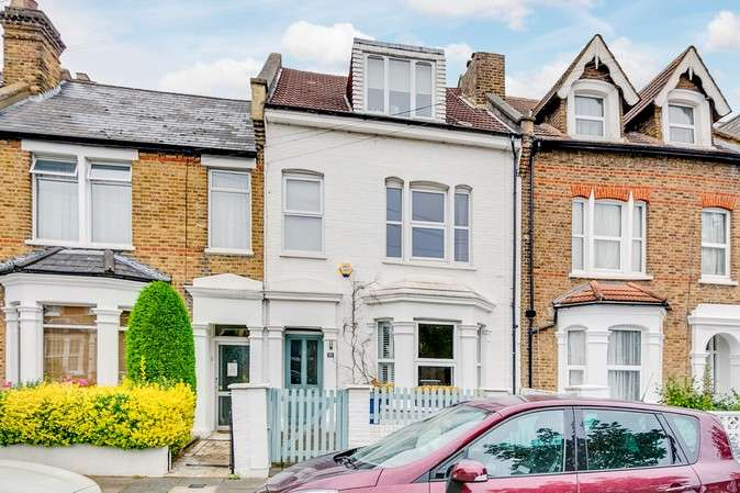 4 Bedrooms Terraced House for sale in Allison Road, Acton