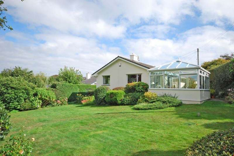 3 Bedrooms Detached Bungalow for sale in Perranwell Station, betweenTruro and Falmouth, Cornwall, TR3