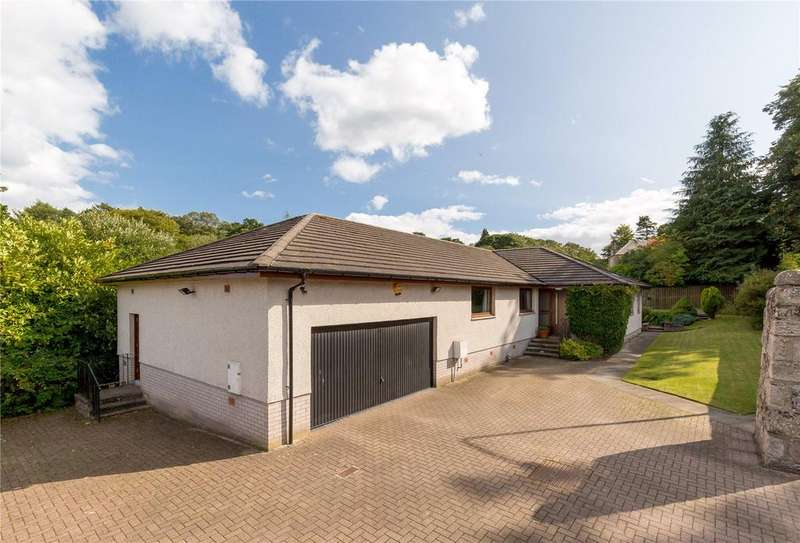 4 Bedrooms Detached Bungalow for sale in Orchardbank, 12 Pumpherston Road, Mid Calder, Livingston, EH53