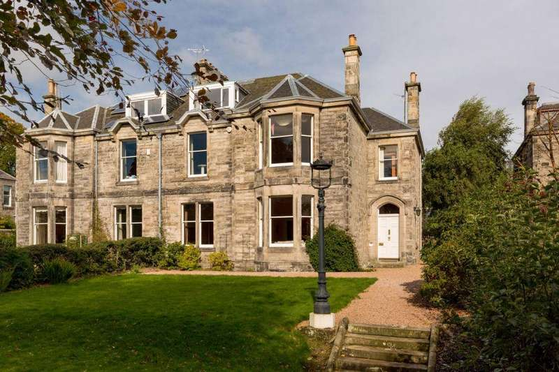 6 Bedrooms Semi Detached House for sale in 10 Comely Park, Dunfermline, KY12 7HU