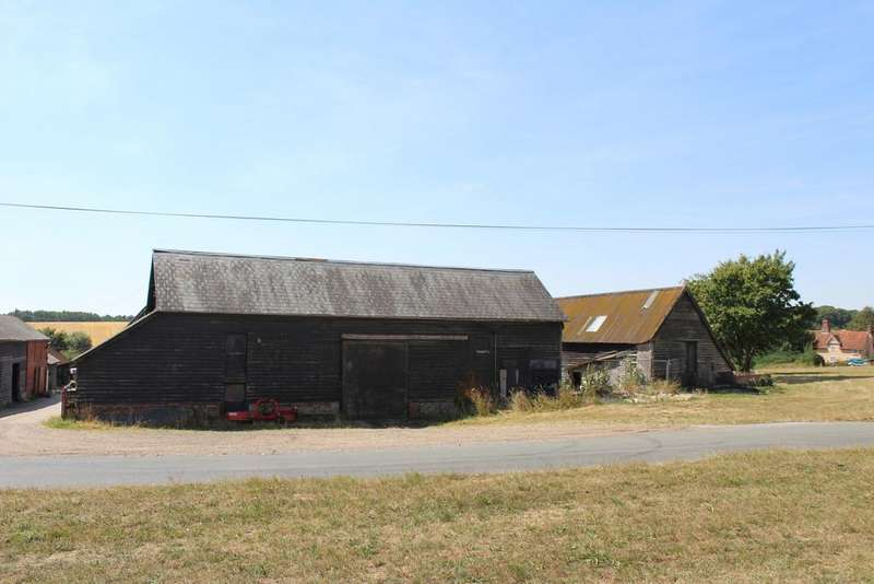 4 Bedrooms Barn Conversion Character Property for sale in Hawkedon Hall Farm Barns
