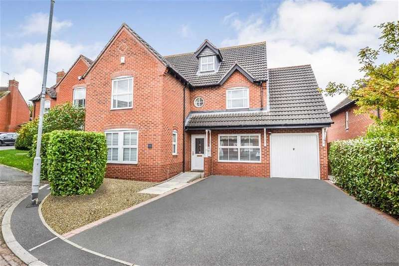 5 Bedrooms Detached House for sale in Market Harborough