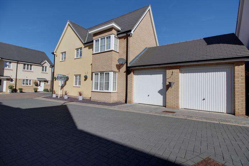 4 Bedrooms Detached House for sale in Executive Detached House, St Neots