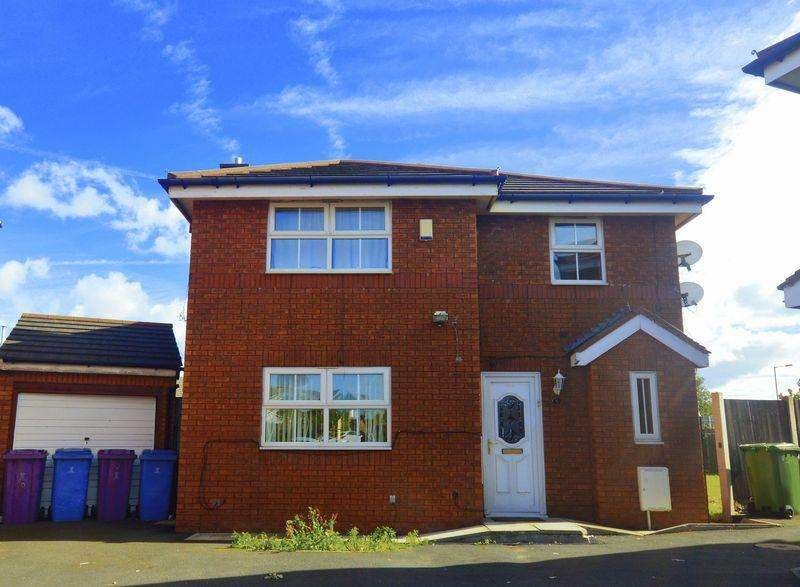 4 Bedrooms Detached House for sale in Railbrook Hey, Wavertree