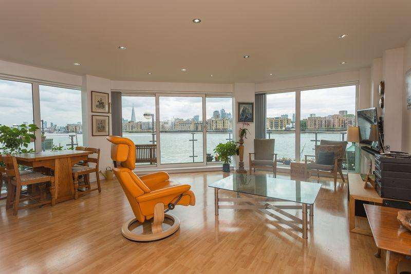 2 Bedrooms Apartment Flat for sale in Pacific Wharf, Rotherhithe, SE16