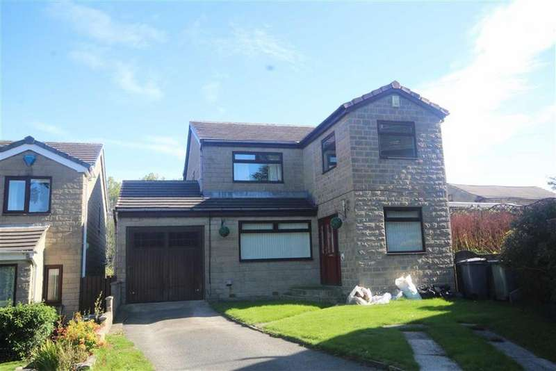 4 Bedrooms Detached House for sale in Spen Lane, Gomersal, West Yorkshire