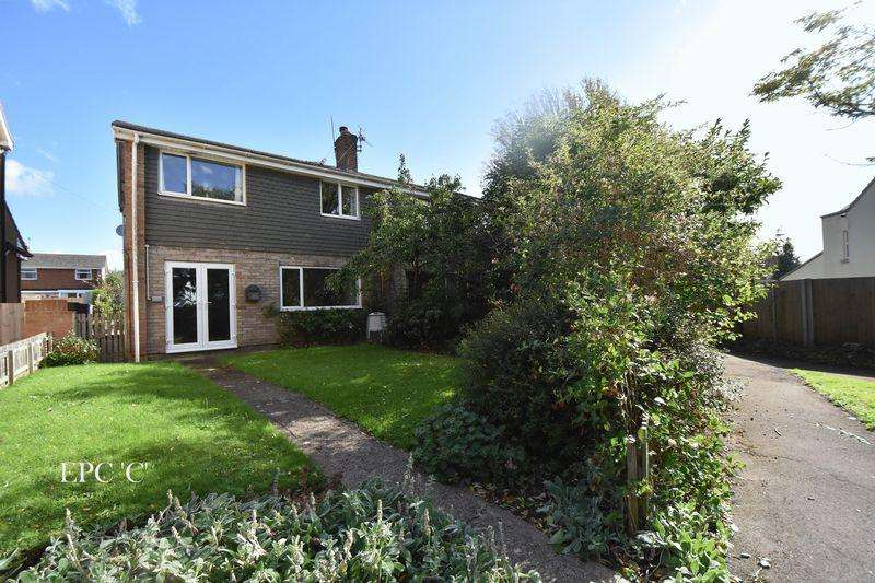 3 Bedrooms Semi Detached House for sale in OLVESTON