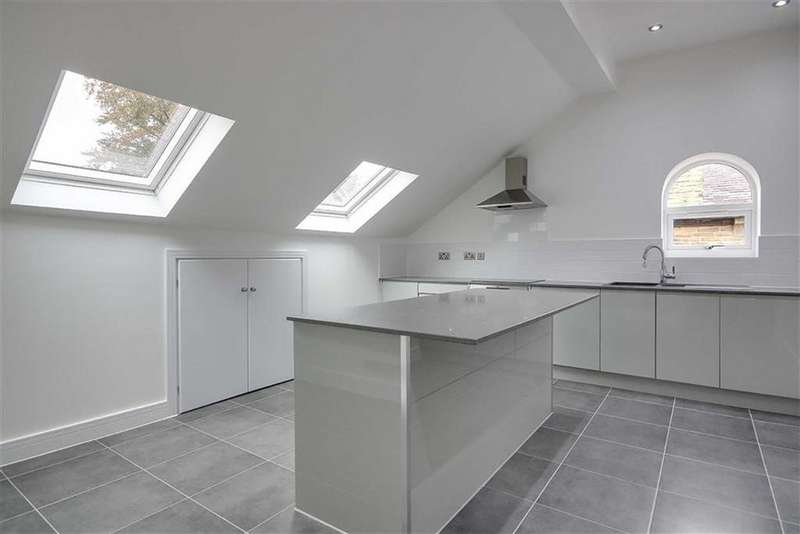 2 Bedrooms Apartment Flat for sale in Allerton House, 75 Allerton Hill, LS7
