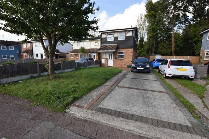 3 Bedrooms End Of Terrace House for sale in Cockerell Close, Basildon, Essex