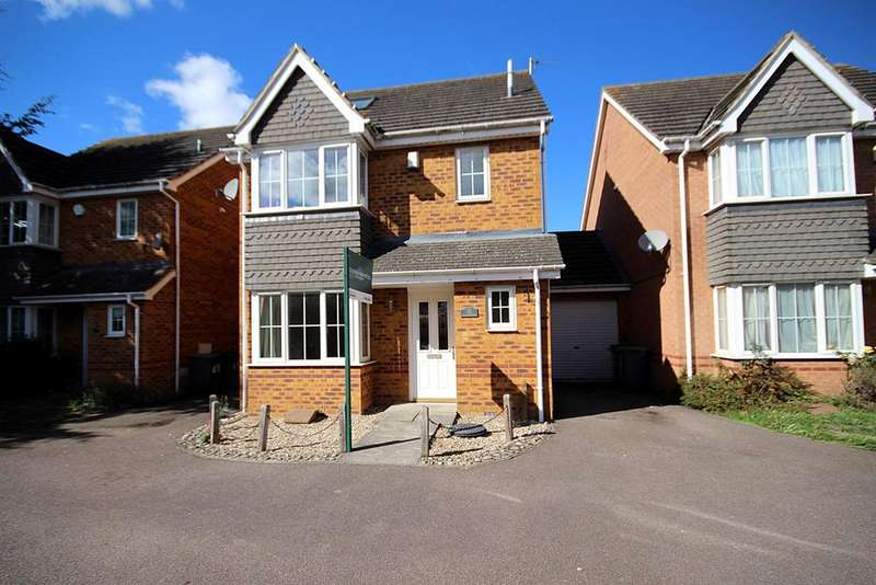4 Bedrooms Link Detached House for sale in The Hermitage, Arlesey, SG15