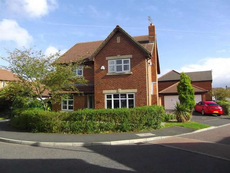 4 Bedrooms Detached House for sale in Newmarket Gardens, St. Helens