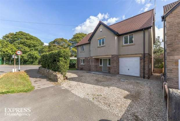5 Bedrooms Detached House for sale in Brookside Bar, Chesterfield, Derbyshire