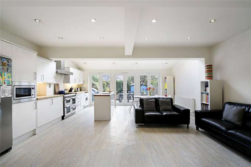 3 Bedrooms End Of Terrace House for sale in Openview, Wandsworth, London, SW18