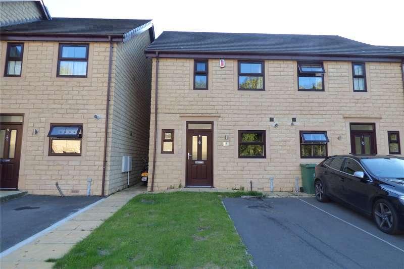 3 Bedrooms Semi Detached House for sale in Bridgewood Close, Hareholme, Rossendale, Lancashire, BB4