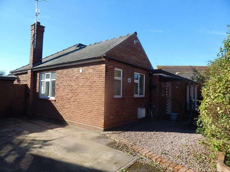 2 Bedrooms Detached Bungalow for sale in 45 West Street, Long Sutton, Spalding, Lincolnshire