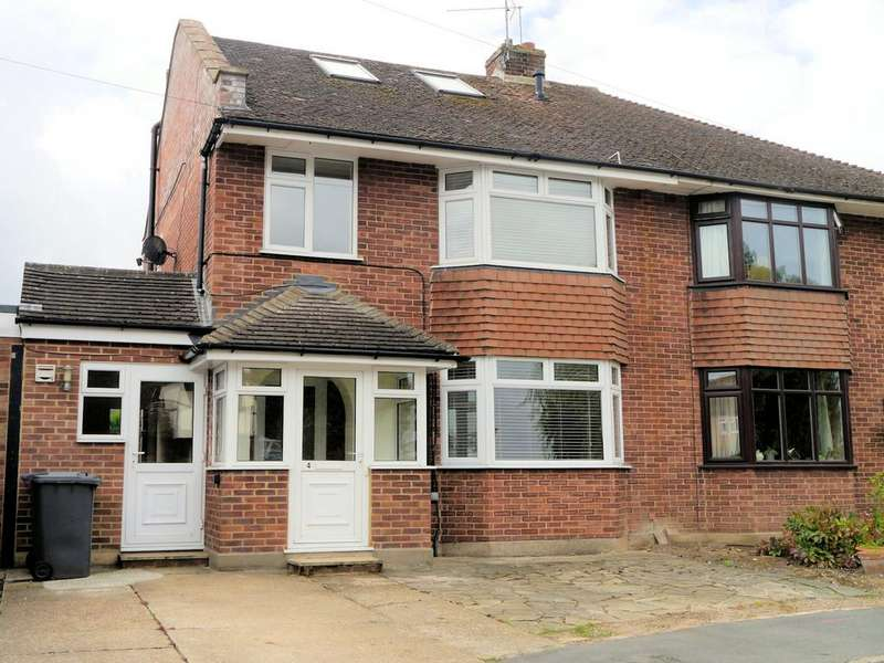 4 Bedrooms Semi Detached House for sale in Tilstone Close, Eton Wick SL4
