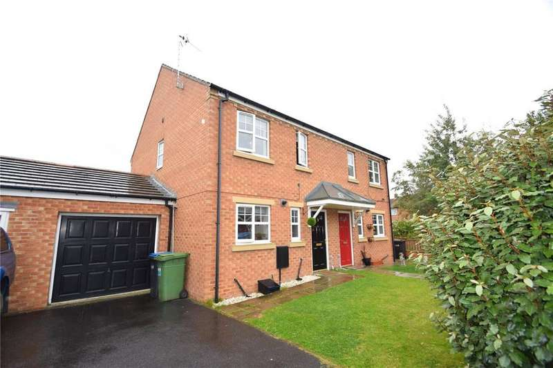 3 Bedrooms Semi Detached House for sale in Goswick Way, Seaham, Co. Durham, SR7