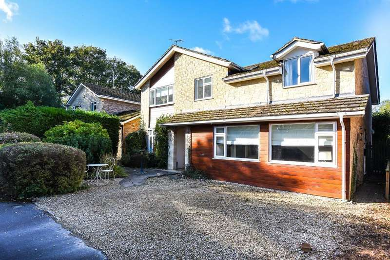 5 Bedrooms Detached House for sale in Woodstock, Oxfordshire OX20, OX20
