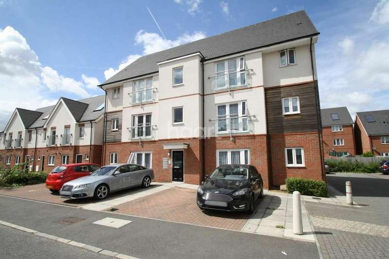 2 Bedrooms Flat for sale in Digby close