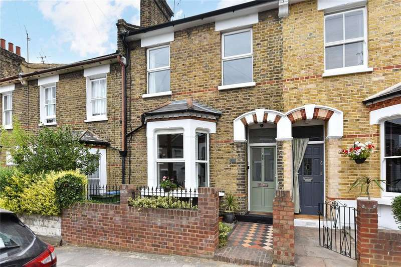 5 Bedrooms Terraced House for sale in Annandale Road, Greenwich, London