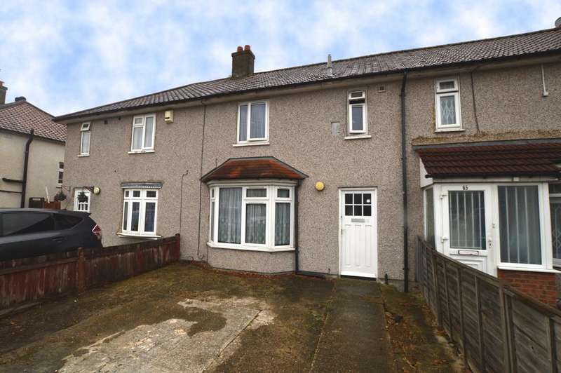 3 Bedrooms Terraced House for sale in Wendover Road Eltham SE9