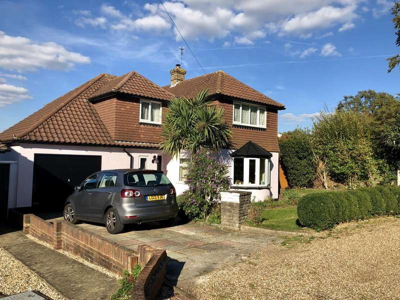 4 Bedrooms Detached House for sale in Mount Way, Carshalton