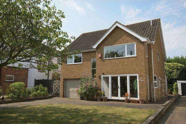 3 Bedrooms Detached House for sale in Devonshire Avenue, Grimsby