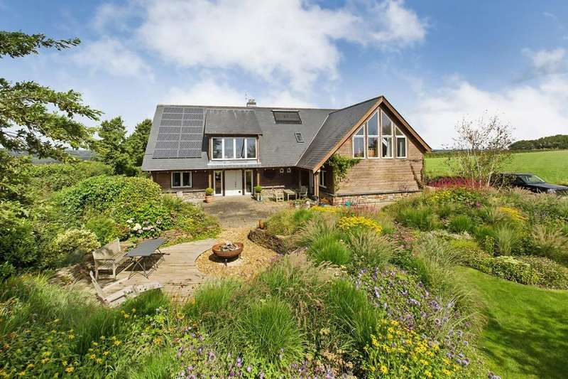4 Bedrooms Detached House for sale in Deviock, Nr Downderry