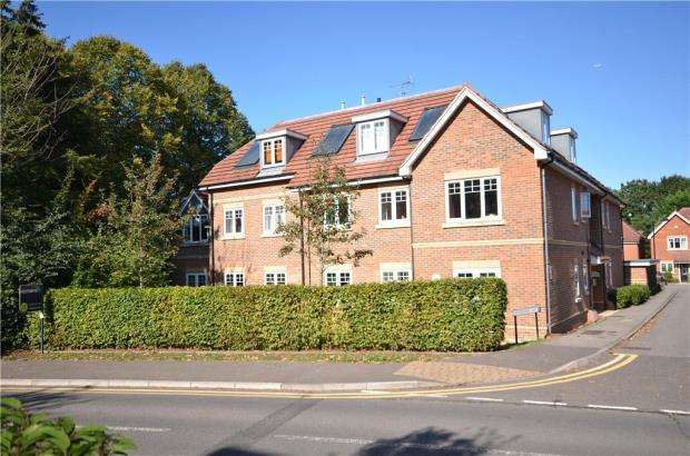 2 Bedrooms Apartment Flat for sale in Windermere Gate, Bracknell, Berkshire