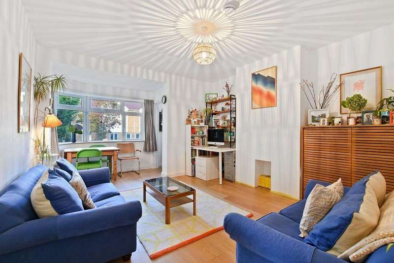 2 Bedrooms Flat for sale in Abercorn Road