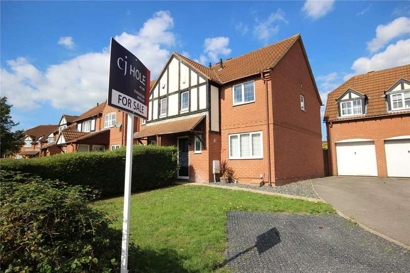 3 Bedrooms End Of Terrace House for sale in Lapwing Close, Bradley Stoke, Bristol, BS32