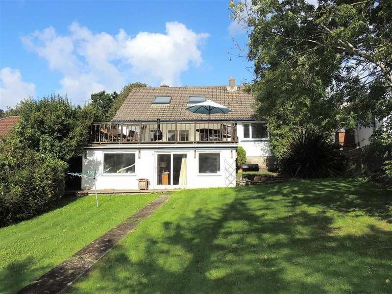 5 Bedrooms Detached House for sale in Furze Hill Road, Ilfracombe, Devon, EX34