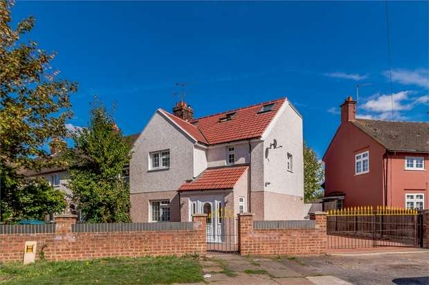 5 Bedrooms End Of Terrace House for sale in The Harebreaks, Watford, Hertfordshire