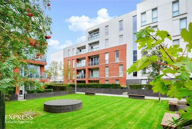 2 Bedrooms Flat for sale in The Keel Building, Annadale Crescent, Belfast, County Down