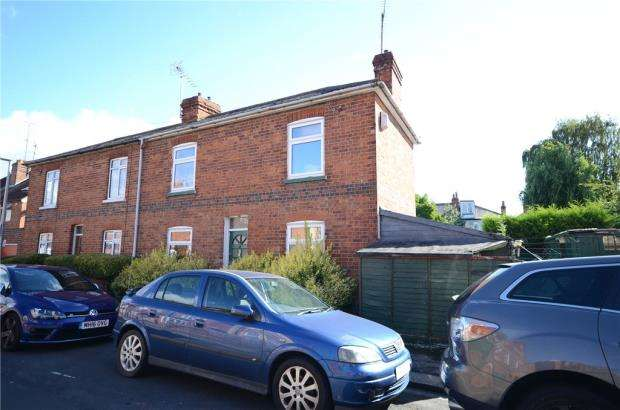 2 Bedrooms Semi Detached House for sale in Wilson Road, Reading, Berkshire