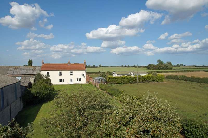 4 Bedrooms Farm House Character Property for sale in Thorpe Farm , Great Smeaton , Northallerton , North Yorkshire , DL6 2EZ